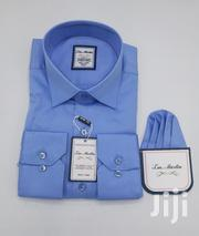 Plain Skyblue Turkish Brand Shirts by TM Martin | Clothing for sale in Lagos State, Lagos Island