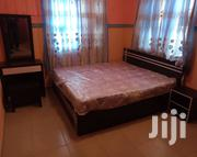 Hdf 6ft X 6ft Bedframe With Dressing Table&Mirror | Furniture for sale in Lagos State, Alimosho