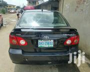 Toyota Corolla 2005 Black | Cars for sale in Rivers State, Port-Harcourt