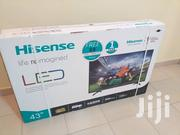 Hisense Television 43inches | TV & DVD Equipment for sale in Lagos State, Ojo