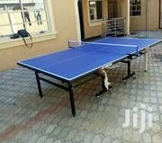 Imported Table Tennis Board With Bat and Eggs | Sports Equipment for sale in Abuja (FCT) State, Garki 1