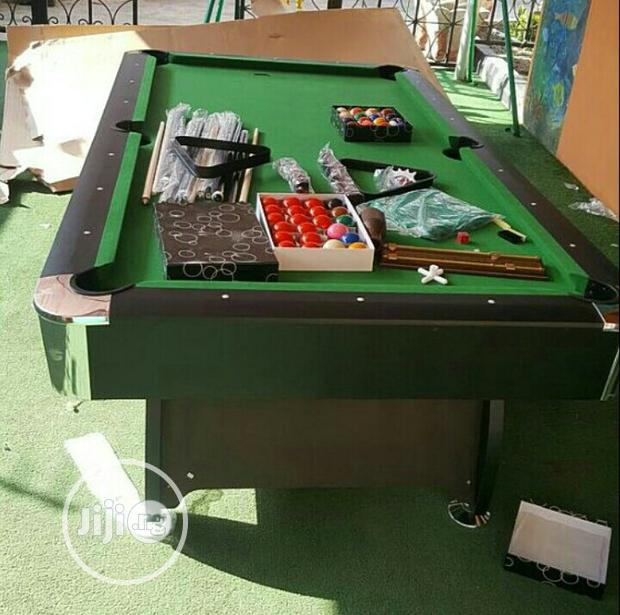 Complete Accessories American Fitness Snooker Board