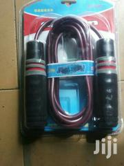 Original Boxing Skipping Rope With Dumbbell | Sports Equipment for sale in Abuja (FCT) State, Asokoro