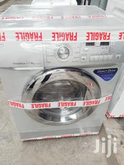 "Belgium LG Inverter Direct Drive 7kg Washing Machine ""Wash Dry"" 