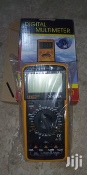 Digital Multimeter (DT-9205A) | Measuring & Layout Tools for sale in Kwara State, Ilorin West