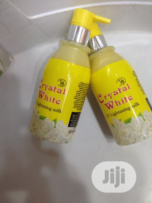 Crystal White Lotion