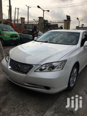 Lexus ES 2008 350 White | Cars for sale in Lagos State, Ikeja