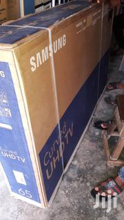 Samsung Curve Smart Uhd Tv 65 Inches | TV & DVD Equipment for sale in Lagos State, Ojo