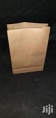 Brown Big Paper Bags With And Without Handle | Manufacturing Services for sale in Lagos State, Ikeja