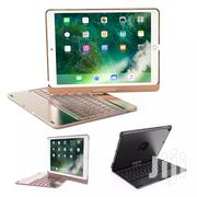 360 Degree Rotatation Backlight Bluetooth Keyboard For iPad 10.5 Inch | Tablets for sale in Lagos State, Ikeja