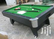 American Fitness Luxurious Home/Commercial 8ft Snooker Board | Sports Equipment for sale in Imo State, Orlu