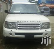 Land Rover Range Rover Sport 2008 4.2 V8 SC White | Cars for sale in Lagos State, Isolo