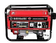 Brand New Senwei 3.5kva Manual Gasoline Generator   Electrical Equipments for sale in Lagos State, Ojo