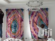 Tie And Dye Curtains | Home Accessories for sale in Lagos State, Ajah
