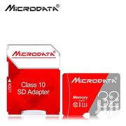 32GB Memory Card Plus FREE Adapter | Accessories for Mobile Phones & Tablets for sale in Abuja (FCT) State, Jabi