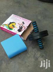 AB Wheel For Tummy Exercise | Sports Equipment for sale in Rivers State, Eleme