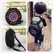 Kids 3D Car Tyre Wheel Backpack Bag Lunch Box | Babies & Kids Accessories for sale in Lagos State, Surulere