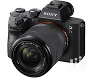 Sony Mirrorless Digital Camera With 28-70mm Lens A | Photo & Video Cameras for sale in Lagos State, Alimosho