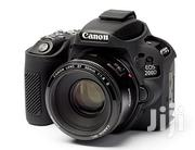 Canon EOS DSLR With 18-55mm STM Lens (200D) | Photo & Video Cameras for sale in Lagos State, Alimosho