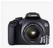 Canon EOS DSLR Camera Body - Black (2000D) | Photo & Video Cameras for sale in Lagos State, Alimosho