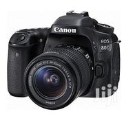 Canon EOS DSLR Camera - Body Only (80D) | Photo & Video Cameras for sale in Lagos State, Alimosho