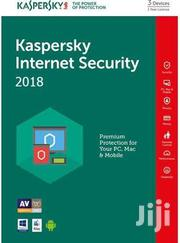 Kaspersky Internet Security 3 Users   Software for sale in Lagos State, Ikeja