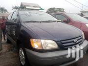 Toyota Sienna 2001 Blue | Cars for sale in Lagos State, Apapa