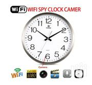 Wifi Spy Wall Clock Wireless Hd Camera 3mp | Security & Surveillance for sale in Lagos State, Ikeja