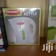 Eurosonic Kettle (2.2 Litres) | Kitchen Appliances for sale in Lagos State, Mushin
