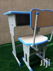 Comfortable Metal Desk and Chair Affordable at Wholesale Price | Furniture for sale in Lagos State, Ikeja