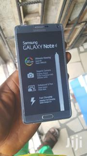 London Used Note 4 Black 32GB | Mobile Phones for sale in Lagos State, Ikeja