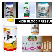 Swissgarde High Blood Pressure Chest Pain Natural Remedy Free Delivery | Vitamins & Supplements for sale in Lagos State, Surulere
