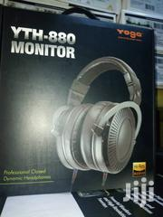 Yth-yoga Headphone 880 Monitor | Headphones for sale in Lagos State, Ojo