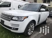 Land Rover Range Rover Vogue 2015 White | Cars for sale in Lagos State, Victoria Island