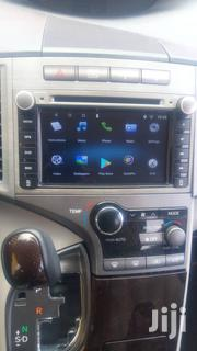 08/010 Toyota Venza Android DVD Player | Vehicle Parts & Accessories for sale in Lagos State, Mushin