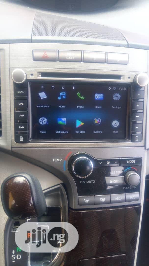 08/010 Toyota Venza Android DVD Player