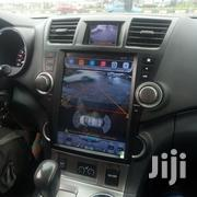 08/010 Toyota Highlanderandroid Screen | Vehicle Parts & Accessories for sale in Lagos State, Mushin