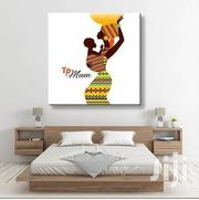 Made for Mum Canvas Wall Art | Home Accessories for sale in Lagos State, Agege