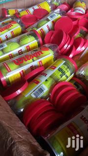 Wilson Lawn Tennis Balls Available | Sports Equipment for sale in Rivers State, Port-Harcourt