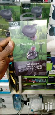 Tws AKZ-W4 | Headphones for sale in Lagos State, Ikeja