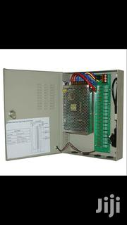 CCTV Camera Power Supply - 18 Way 12 Volt 30 Amp Power Supply (Psu)   Security & Surveillance for sale in Lagos State, Ikeja