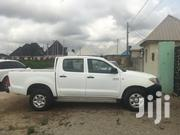 Toyota Hilux 3.0 D-4D Double Cab 2008 White | Cars for sale in Abuja (FCT) State, Gaduwa