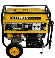 BRAND ELEPAQ 12kva Key Start Generator SV22000E2 100% Copper Constant | Electrical Equipments for sale in Lagos State, Ojo