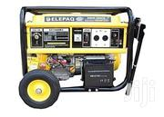 Constant Elepaq Key Starter Gasoline Generator SV22000E2 10KVA | Electrical Equipments for sale in Lagos State, Amuwo-Odofin