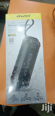 Awei Portable Outdoor Wireless Speaker | Audio & Music Equipment for sale in Lagos State, Ikeja