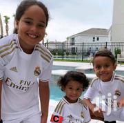 Latest Kid Real Madrid Jersey   Sports Equipment for sale in Lagos State, Lekki Phase 2