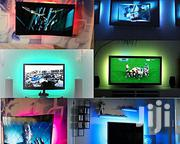 Multi Color LED Strip Light TV Backlight Remote Contral | TV & DVD Equipment for sale in Lagos State, Agege