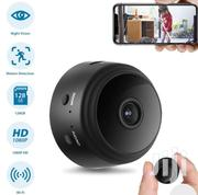 Mini Camera Home Security Camera Wifi Night Vision 1080P Wireless | Photo & Video Cameras for sale in Lagos State, Ikeja