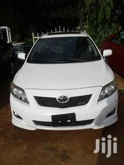 Toyota Corolla 2009 White | Cars for sale in Abuja (FCT) State, Karmo
