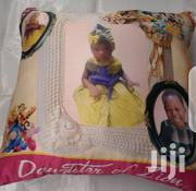 Unique Customized Picture Throwpillow | Computer & IT Services for sale in Lagos State, Ikeja